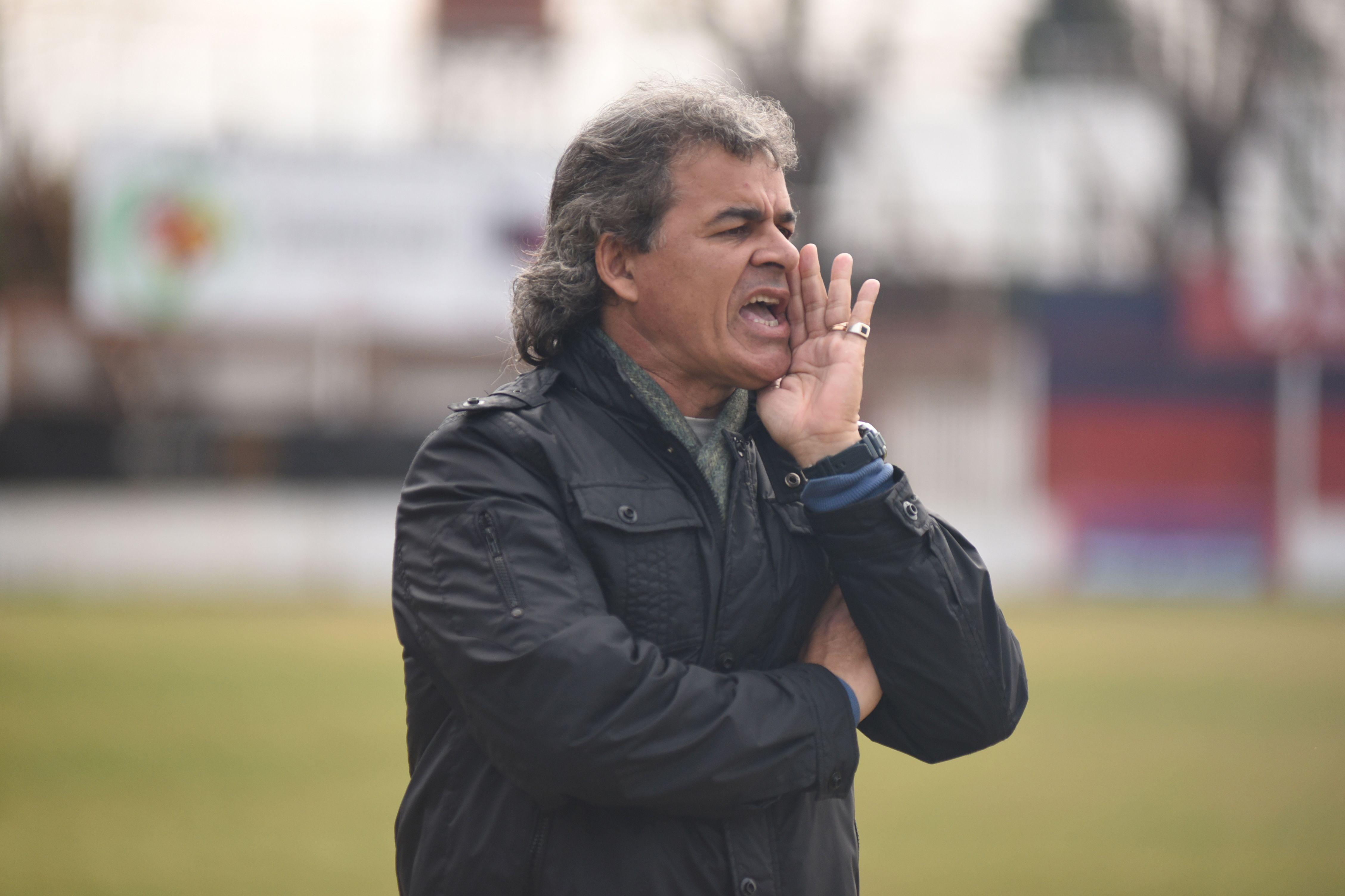 Cuffaro se mostró confiado con el equipo para afrontar el resto del torneo.