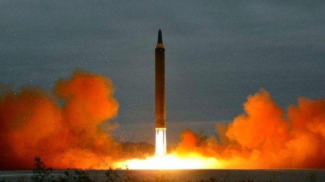 Alerta porque Corea del Norte prepara el nuevo lanzamiento de un misil balístico