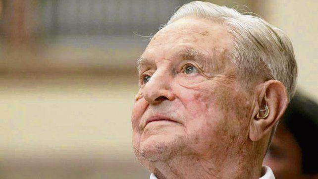 George Soros firmó el pedido.
