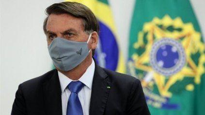 Por segundo día, Bolsonaro polemizó duramente con el gobierno argentino a través de las redes sociales.