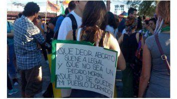Actividades en Santa Fe por el Día Internacional por el Aborto Seguro