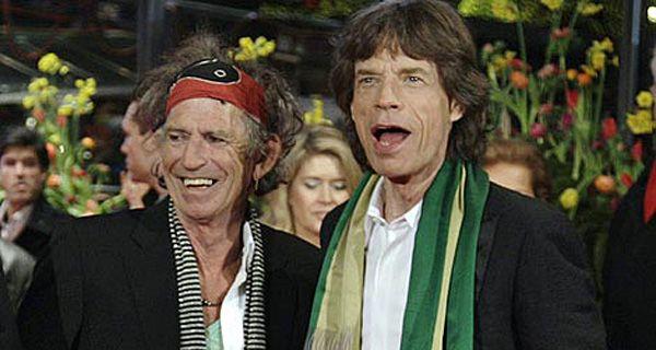 Mick Jagger se ríe del libro de memorias de Keith Richards