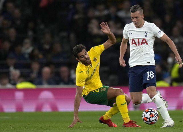 Tottenham no impedirá el viaje de Lo Celso para sumarse al plantel de la selección