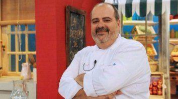 Guillermo Calabrese era la cabeza visible del programa Cocineros argentinos que se emite por la TV Pública.