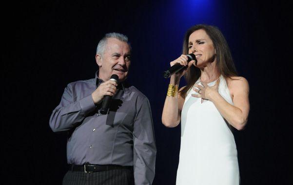 Juntos. Víctor Manuel y Ana Belén cuentan y cantan la historia de sus días.