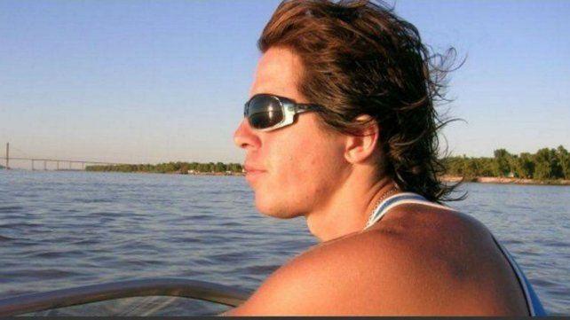 Fernando Cossia practicaba windsurf y kayakismo.