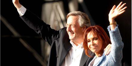 Somos la plaza del reencuentro y la transformación de los argentinos