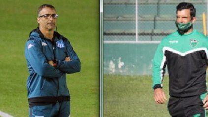 Pizzi y Ferrari, dos viejos conocidos que hoy van por todo con la academia y el verdinegro.