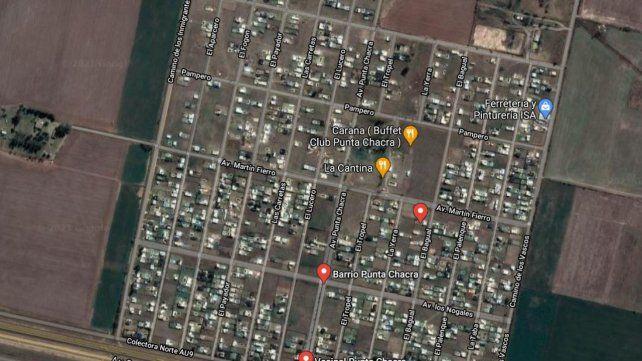 Roldán: un hombre fue baleado por delincuentes que entraron a robar a su casa