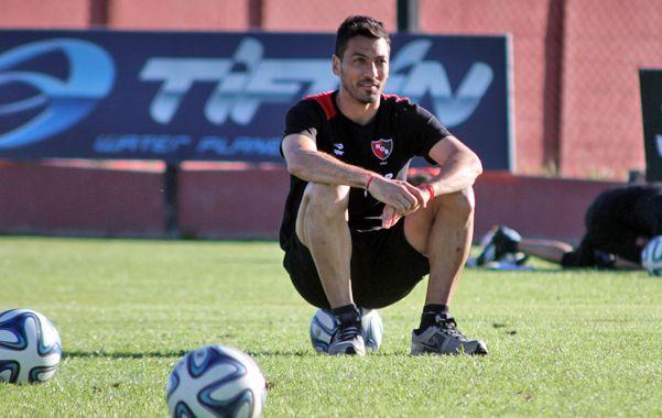 Al ruedo. López fue preservado ante Quilmes y esta semana se mostró totalmente recuperado.