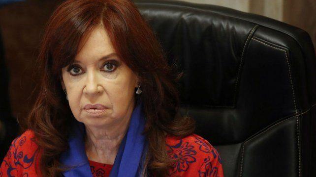 Cristina Fernández sabe mucho de psicología