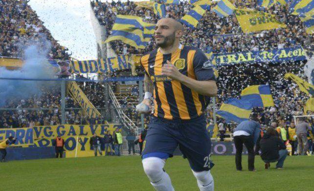 ¿Volverá? Pinola podría dejar Núñez y en Central esperan tenerlo en el equipo del Kily González.