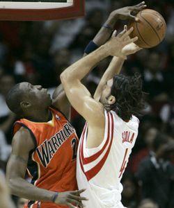 NBA: Luis Scola fue elegido para el Juego de las Estrellas