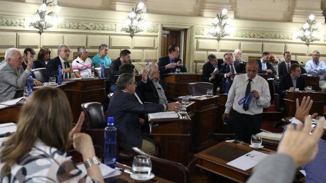 El Senado provincial le dio media sanción a la ley de necesidad pública
