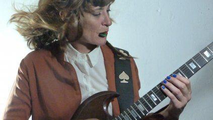 Flor Croci, la rockera feminista que será música distinguida