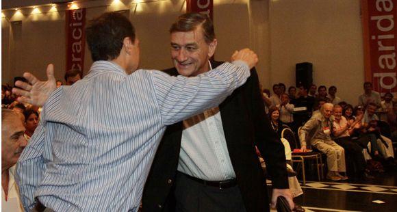 El sector de Giustiniani no formará parte de la lista del Frente Amplio Progresista