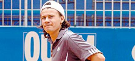 El santafesino Guillermo Coria medita su posible retiro del tenis profesional