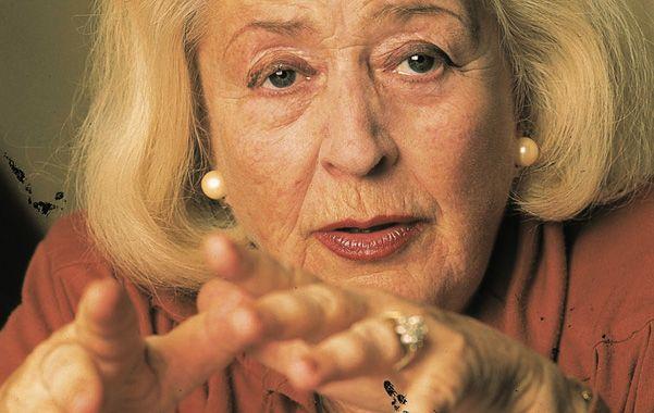Artista de raza. La actriz filmó en Argentina más de cuarenta películas.