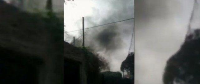 Incendiaron la casa del hombre que mató a un vecino por una discusión sobre un perro