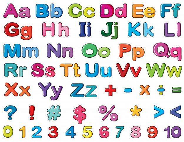 Los alfabetos en el mundo