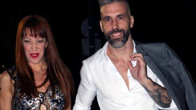 Miriam Lanzoni se reconcilió con su novio gracias a unos mariachis