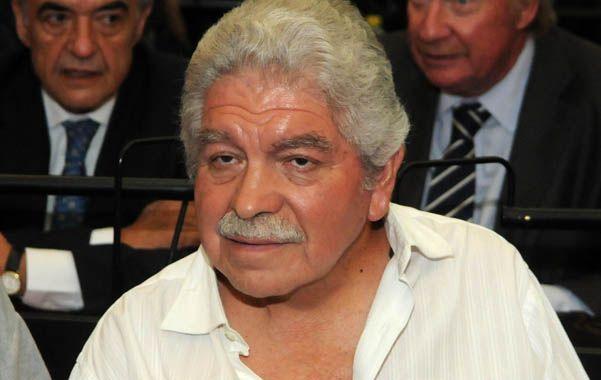 """""""Arbitrario"""". Asi calificó el abogado el fallo contra José Pedraza."""