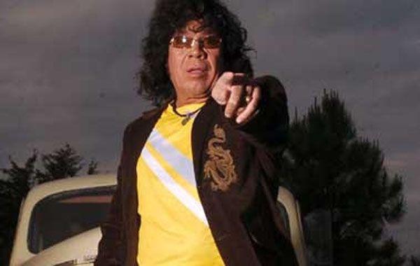 La Mona Jiménez, el James Brown argentino, tendrá su película