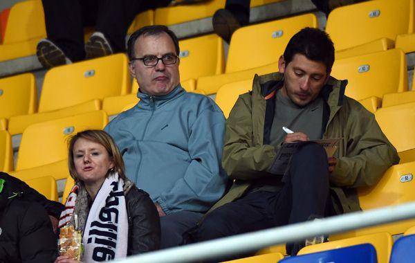 Marcelo Bielsa estuvo en el estadio del Olympique de Marsella hace 10 días.