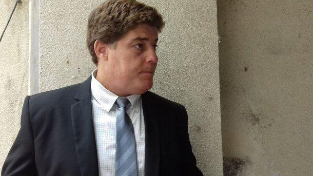 El fiscal Mauro Blanco fue suspendido por la Legislatura el 22 de octubre pasado.