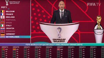 Francia, en teoría, tendría pocas dificultades para clasificarse al Mundial Qatar 2022, tras el sorteo efectuado hoy para la eliminatoria europea en la sede de Uefa.