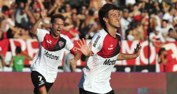 Urruti: Estos goles me vienen muy bien, pero el campeonato es largo