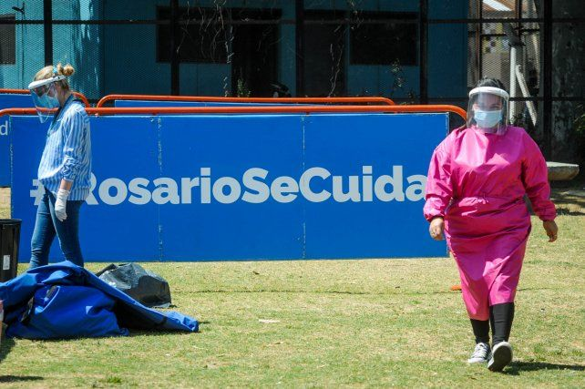 Rosario llegó a los 350 muertos por coronavirus