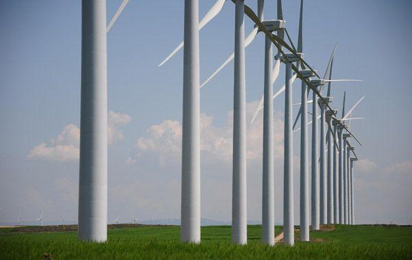 energía limpia. La firma Ingeconser levanta en Panamá un parque eólico de 200 megavatios.