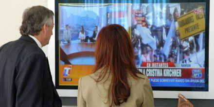 Cristina Kirchner oficializó que las elecciones se adelantan al 28 de junio