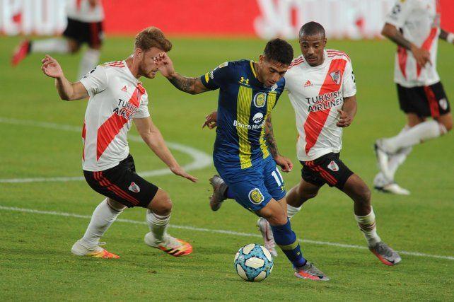 López Pissano podría volver al equipo. El Kily confía mucho en el Zurdo.
