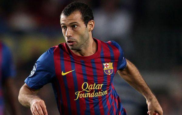 Mascherano es considerado clave para el nuevo Barcelona de Luis Enrique.