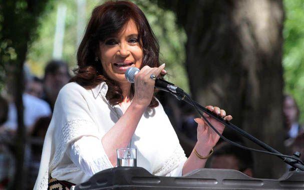 Conurbano. Cristina vuelve hoy al Gran Buenos Aires para realizar un acto. El último había sido en octubre pasado.