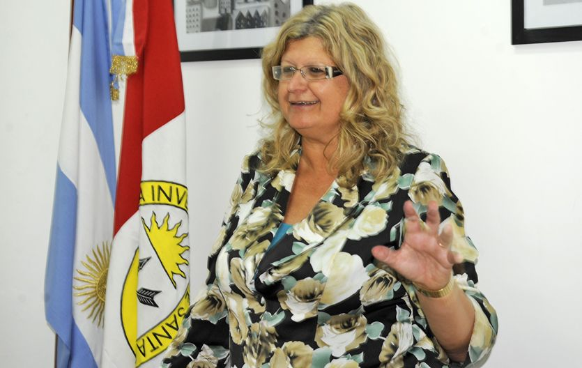 Objetivo. Para la ministra Claudia Balagué