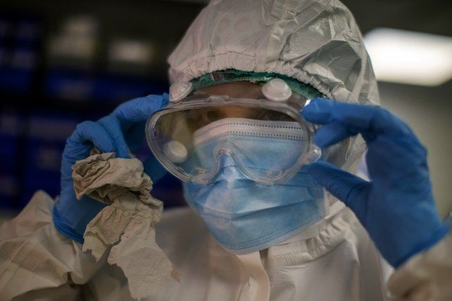 La provincia de Santa Fe tuvo récord de coronavirus: 35 casos nuevos, 7 en Rosario