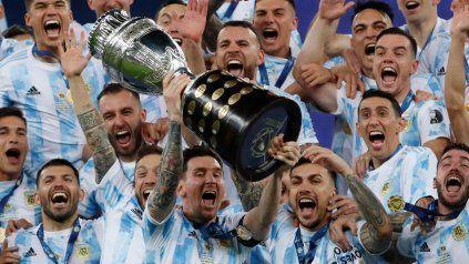 Messi, el nuevo Dios eterno de la selección