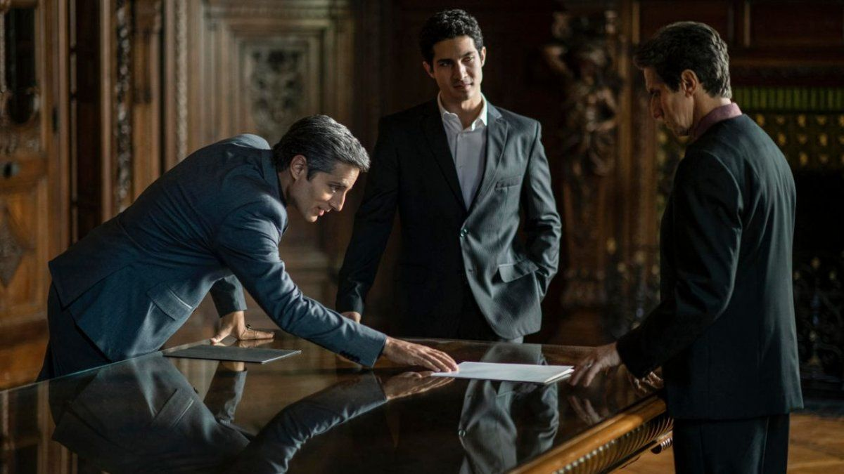 El Reino, la nueva serie argentina que se verá en Netflix