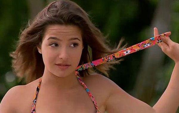 """La ex """"Patito Feo"""" está grabando una telenovela para la cadena Telemundo en la que protagoniza una serie de escenas hot."""