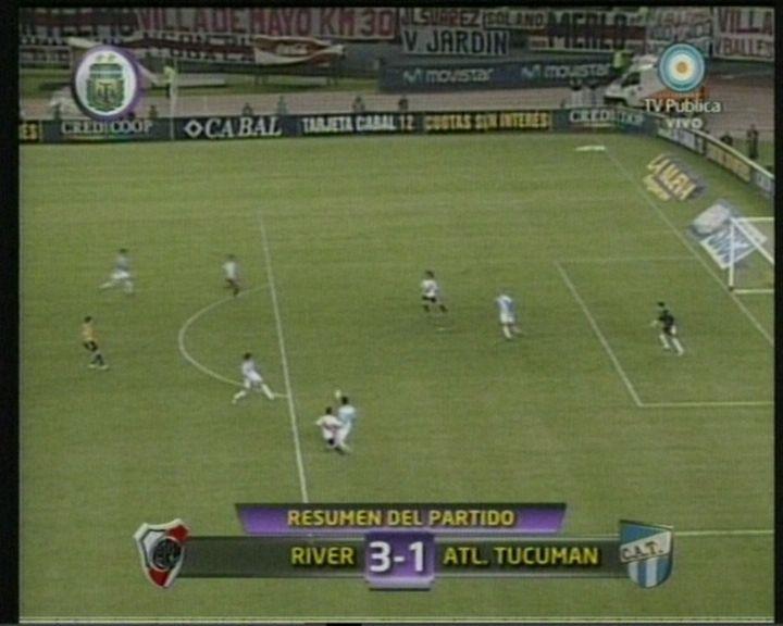 River lo dio vuelta en un ratito y se desahogó ante Atlético Tucumán
