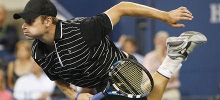 Abierto de EEUU: Roddick arrasó a González y está en cuartos de final