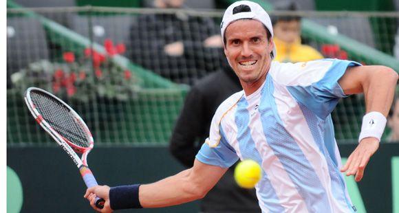 Argentina le ganó 5 a 0 a Kazajistán en Buenos Aires y avanzó a la semifinal de la Copa Davis