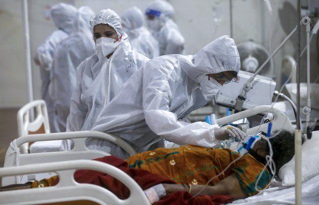 Los casos de coronavirus siguen en ascenso en Rosario.