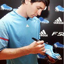 Diseñan botines especiales para Messi: los estrenará en la final de la Champions