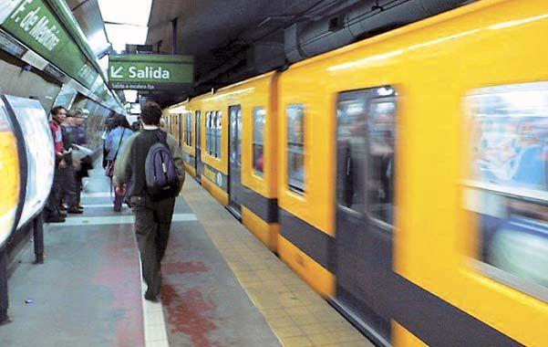 A futuro. En el Palacio de los Leones advierten que la instalación de un subte en Rosario será costosa.