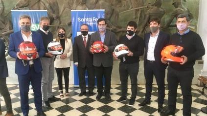 Venado Tuerto firmó un plan para el uso de cascos junto a Rosario, Santa Fe, Rafaela, Reconquista y Tostado.