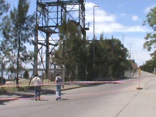 La avenida de la Costa estará cortada hasta las 16 entre Oroño y Francia